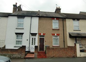 Thumbnail 3 bedroom terraced house for sale in Sotheron Road, Watford, Herts