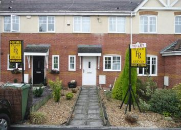 Thumbnail 3 bedroom terraced house to rent in Charmouth Close, Newton-Le-Willows