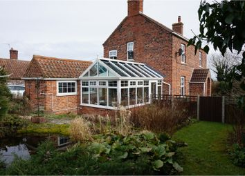 Thumbnail 4 bed detached house for sale in Beck Lane, Spilsby