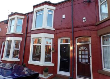 Thumbnail 3 bed terraced house for sale in Briardale Road, Mossley Hill, Liverpool, Merseyside