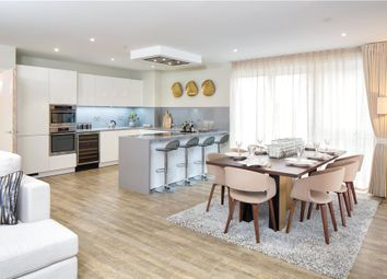 Thumbnail 2 bed flat for sale in Waterford Point, Nine Elms Point, Wandsworth Road, London