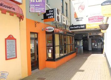 Thumbnail Restaurant/cafe to let in Unit 4 Church Lane, Coleraine, County Londonderry