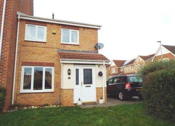 Thumbnail 3 bed end terrace house for sale in Longfield Avenue, Nottingham, Nottinghamshire