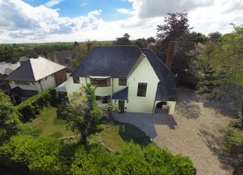 Thumbnail 5 bedroom detached house for sale in Mill Road, Lisvane, Cardiff