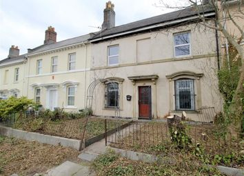Thumbnail 3 bedroom terraced house for sale in Keyham Road, Plymouth