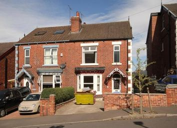 Thumbnail 4 bedroom semi-detached house for sale in Newlyn Road, Sheffield, South Yorkshire