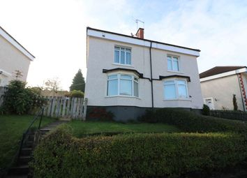 Thumbnail 2 bed semi-detached house for sale in Liberton Street, Riddrie
