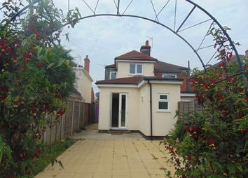 Thumbnail 3 bed semi-detached house to rent in Shirley Park Road, Southampton