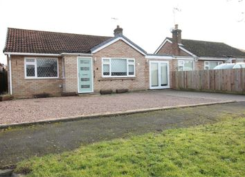 Thumbnail 3 bed detached bungalow for sale in Crown Close, Lower Broadheath, Worcester