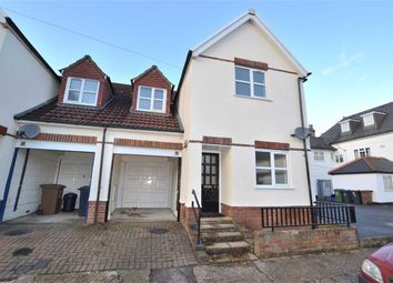Thumbnail 3 bed semi-detached house to rent in Lymington Road, Stevenage, Herts