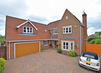 Thumbnail 5 bed detached house for sale in Jubilee Court, West Hallam, Ilkeston