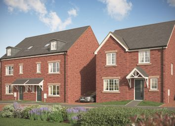 Thumbnail 4 bed detached house for sale in Bunford Heights, West Coker Road, Yeovil