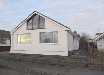 Thumbnail 3 bed detached bungalow for sale in Haven Park Drive, Haverfordwest