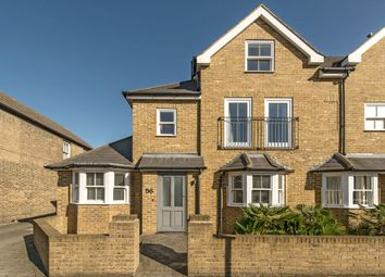 Thumbnail 2 bed maisonette for sale in Russell Road, Wimbledon, London
