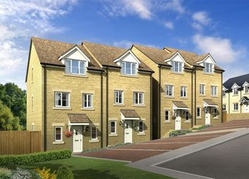 Thumbnail 4 bed town house for sale in Blenheim Rise, Randwick, Stroud, Glos