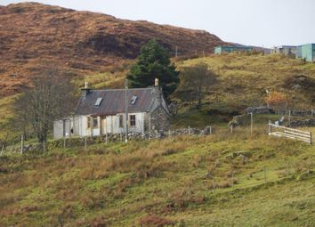 Thumbnail 1 bed cottage for sale in Drumfearn, Sleat, Isle Of Skye