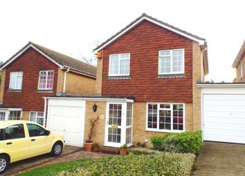 Thumbnail 3 bed link-detached house for sale in Churchside Close, Biggin Hill, Westerham, Kent
