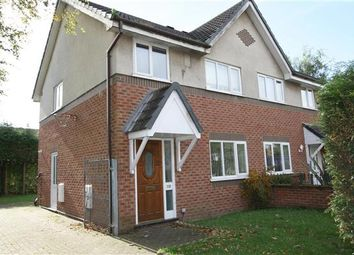 Thumbnail 3 bed semi-detached house for sale in Woodward Road, Prestwich, Manchester