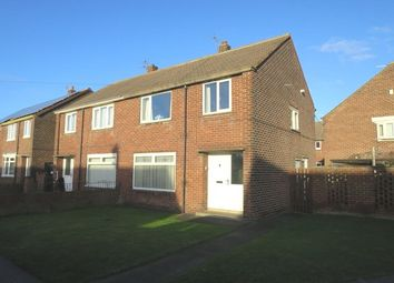 Thumbnail 3 bed semi-detached house for sale in Rembrandt Avenue, South Shields