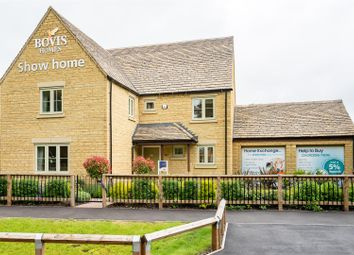 Thumbnail 5 bedroom detached house for sale in Windsor Road, Moreton In Marsh, Gloucestershire