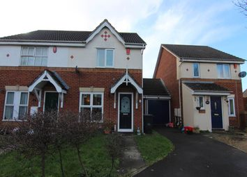 Thumbnail 3 bed property to rent in Damson Road, Locking Castle, Weston-Super-Mare