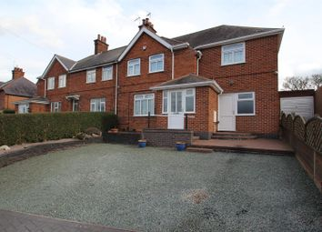 Thumbnail 5 bed end terrace house for sale in Mill Road, Thurcaston, Leicester
