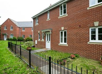 Thumbnail 3 bed terraced house for sale in Heraldry Row, Exeter