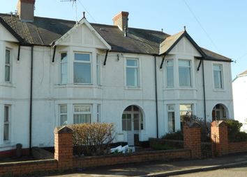 Thumbnail 2 bed flat to rent in Newton Nottage Road, Porthcawl