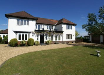 Thumbnail 4 bedroom detached house for sale in Belper Road, Shirland, Alfreton, Derbyshire