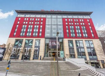 Thumbnail 1 bed flat for sale in Royal Arch Apartments, Wharfside Street, The Mailbox, Birmingham