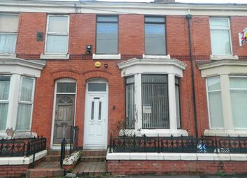 Thumbnail 2 bed terraced house to rent in Albert Edward Road, Liverpool, Merseyside