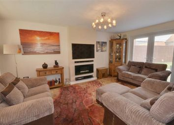 Thumbnail 4 bed detached house for sale in Moorland Road, Sherburn In Elmet