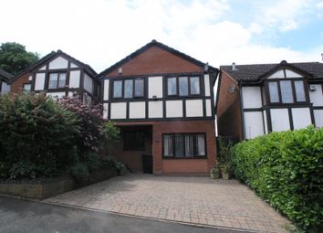 Thumbnail 3 bed detached house for sale in Tyzack Close, Brierley Hill