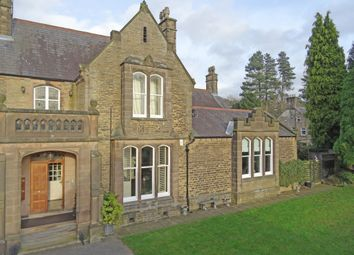 Thumbnail 3 bed flat for sale in Normanhurst Park, Darley Dale, Matlock, Derbyshire