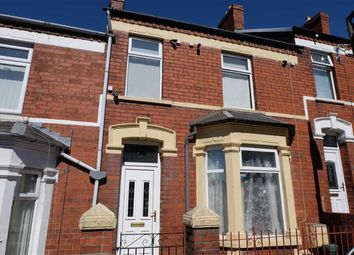 Thumbnail 3 bedroom terraced house for sale in Wynd Street, Barry, Vale Of Glamorgan