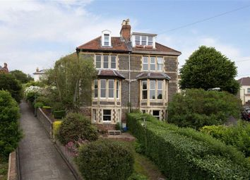 Thumbnail 6 bed semi-detached house for sale in Purton Road, Bishopston, Bristol