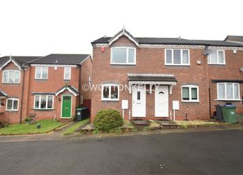Thumbnail 2 bedroom semi-detached house to rent in Mistletoe Drive, Walsall, West Midlands