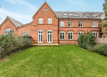 Thumbnail 4 bedroom town house for sale in Rising Lane, Knowle, Solihull
