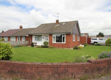 Thumbnail 3 bed detached bungalow for sale in Northwood Crescent, Stanwix, Carlisle, Cumbria