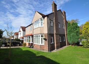 Thumbnail 4 bed detached house for sale in Gloucester Road, Wallasey