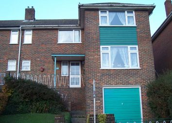 Thumbnail 4 bedroom terraced house to rent in Isfield Road, Brighton