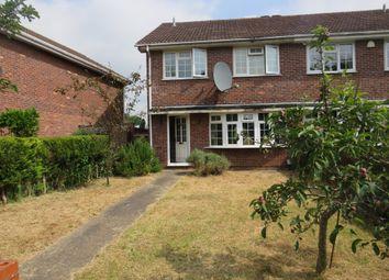 Thumbnail 4 bedroom semi-detached house for sale in Glyn Rhosyn, Pentwyn, Cardiff