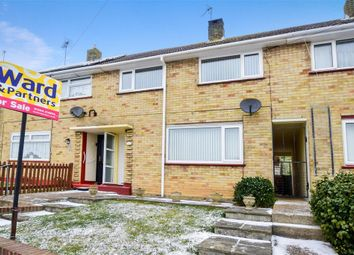 Thumbnail 3 bed terraced house for sale in St. Davids Avenue, Aycliffe, Dover, Kent