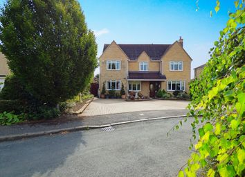 Thumbnail 6 bed detached house for sale in Wrde Hill, Highworth, Swindon