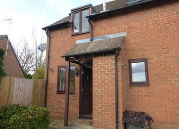 Thumbnail 1 bed property to rent in Lichfield Close, Lower Earley, Reading