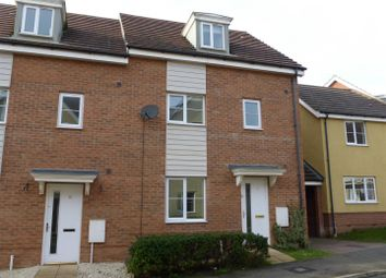 Thumbnail 4 bedroom property to rent in Magnolia Way, Costessey, Norwich