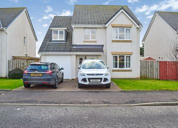 Thumbnail 4 bed detached house for sale in Priest Hill View, Stevenston