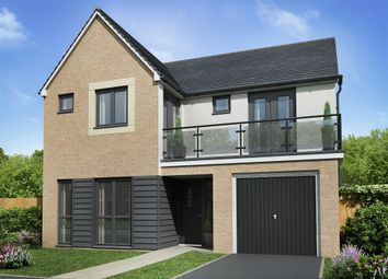 "Thumbnail 4 bed detached house for sale in ""The Romney"" at Sir Bobby Robson Way, Newcastle Upon Tyne"