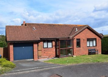 Thumbnail 2 bed detached bungalow for sale in Bramble Close, Budleigh Salterton