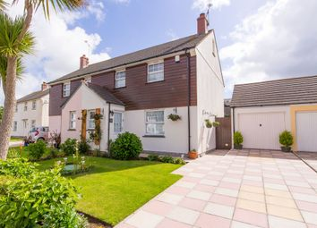 Thumbnail 4 bed semi-detached house for sale in St Petry, Goldsithney, Penzance
